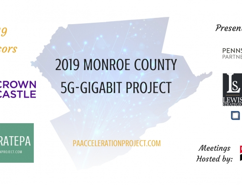 Monroe County 5G-Gigabit Project Meeting Scheduled for January 15